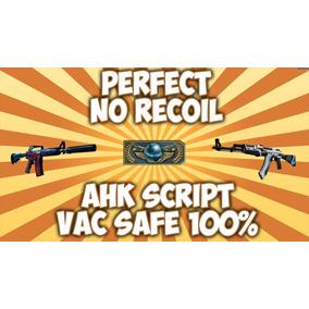 No Recoil Cs Go 100% Humanizado Script Leiam Descrição N/vac