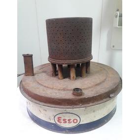 Antiguo Cabezal Quemador De Estufa A Queroseno Esso Brasil