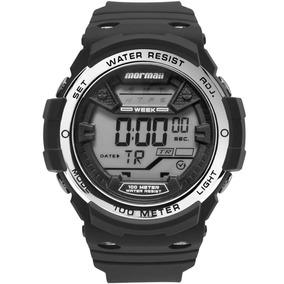 Relógio Mormaii Mo3500b/8k Esportivo Digital Acqua 100m - Nf