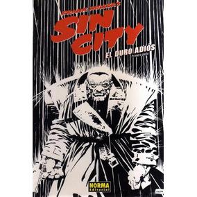 Comic Sin City El Duro Adios Dos Tomos