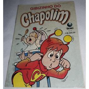 Gibizinho Mini Comic Chapolim N 8 1992 Editora Globo Tenho +