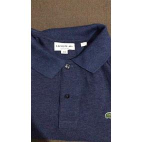 Camisas Polo Ralph Lauren Manga Longa Xxl. Usado · Camisa Lacoste Masculina 7f42b1e0003e7