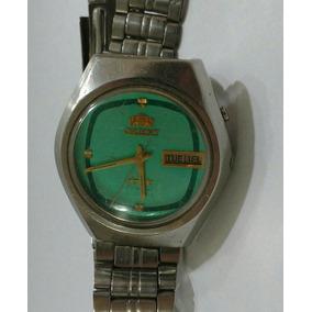 cdfda26d1a8 Relogio Orient Antigo Dos Anos 80 - Relógios no Mercado Livre Brasil