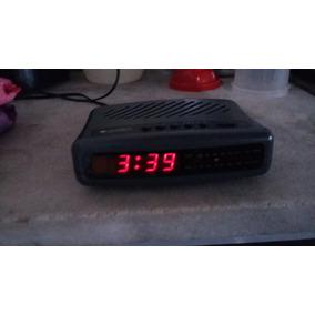 Radio Relógio Newtech Modelo Cr 5311 Antigo Funcionando