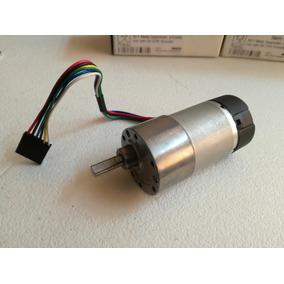 Motoreductor Pololu Con Enconder 37dx68l (bracket De Regalo)