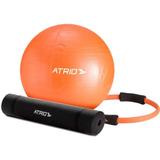 Kit Pilates Atrio Bola + Anel + Tapete E Bomba De Ar Es126