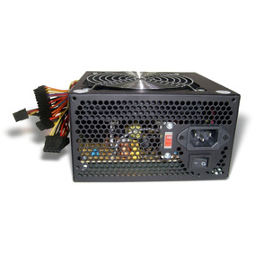 Fonte Atx 500w Real Supota Core I7 E Amd Phenom Ii Gamer