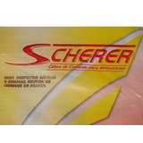 Cabo Embreagem Moto Taxi 175- Scherer 36.048