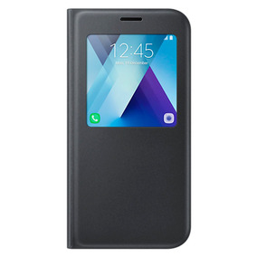 Funda Protector S View Standingnegro A5 (2017) Acc Samsung