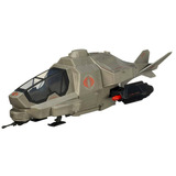 Nave G.i.joe Cobra Gunship + Figura