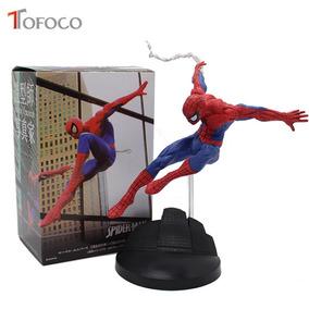 Figura De Ação Do Homem Aranha 18 Cm Pvc Boneco