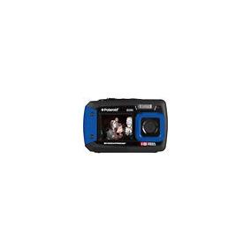 Polaroid Ie090 Blu Impermeable Cámara Digital Con Lcd De 2,7