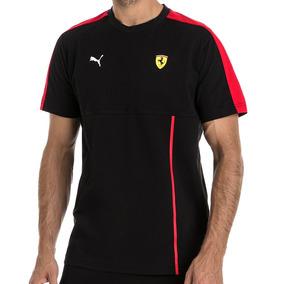 eafb0eff9 Playera Polo Scuderia Ferrari T7 Hombre 02 Puma Full 576702