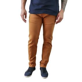 Kit Atacado 3 Calça Jeans Sarja Masculina Slim Skinny Lycra