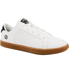 55a2ae639 Zapatillas De Skate Para Niños Crush Beginner Ii Blanco