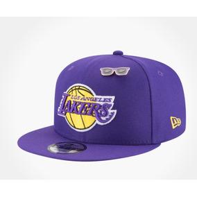 Gorra Lakers New Era - Ropa y Accesorios en Mercado Libre Perú 820f811b521