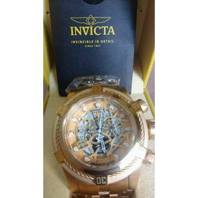 72778b74d93 Invicta Bolt Zeus Dourado Automatico - Relógios De Pulso no Mercado ...
