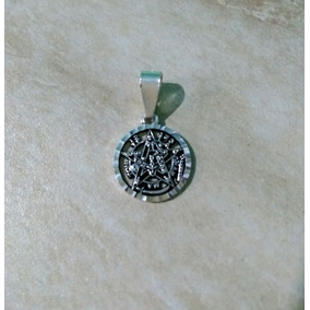 Dije Tetragramaton Mini De Plata 925