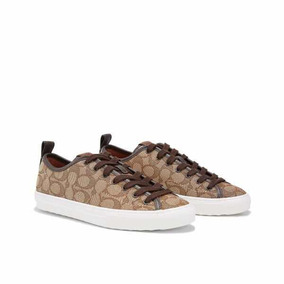 Tenis Sneakers Coach Cafe Todas Las Tallas
