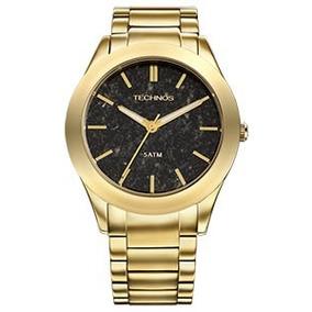 39a70718d02 Relógio Technos Legacy 6p29hm 4p Folheado A Ouro - Relógios De Pulso ...