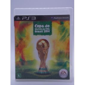 Copa Do Munda Da Fifa 2014 Play Station 4 Original Física