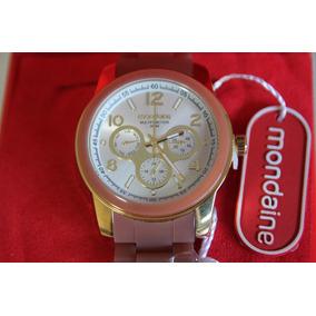 ad74969d124 Relogio Mondaine Multifunction 3atm - Relógios De Pulso no Mercado ...