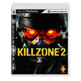 Killzone 2 - Mídia Física / Ps3