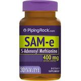 Same 400 Mg 30 Cápsulas Sam-e Methionine 1caps Por Dia