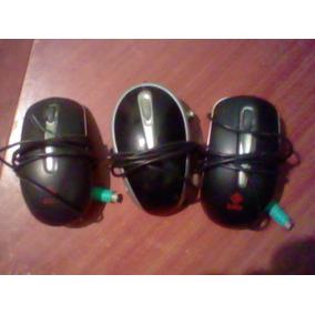 Opticos Scroll Mouses Ps2! En Oferta..! Usados! Combox3.!!