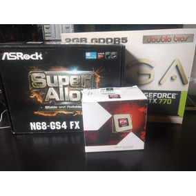 Pc Gamer// 8 Gb Ram Ddr3// Gtx 770 2gb// Todas As Caixas