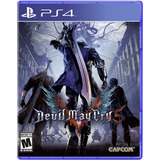 Devil May Cry 5 Ps4 Dmc V