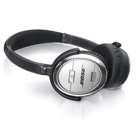 Bose Quietcomfort Acoustic Noise Cancelling Preto