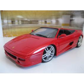 Ferrari F 355 Spider Customizada - Ut Models 1/18 R A R A
