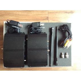 Transmisor Inalámbrico De Video Análogo_videocomm