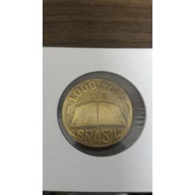 Moeda De 1.000 Réis De 1938