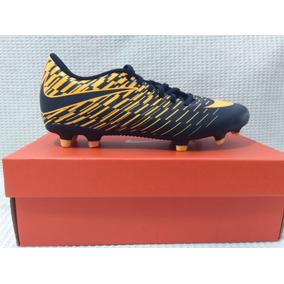 Chuteira Original Nike Bravatax Ii 2 Fg Campo Trava