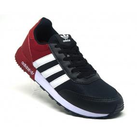 Tênis adidas Neo Racer Vermelho E Preto