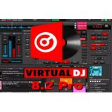 Virtual Dj 8 Pro Infinity -full Programa+ Pack De 6 Sonidos