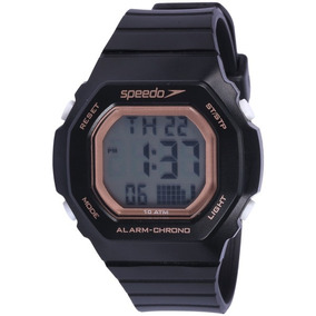 c0caf75febd Relogio Speedo Feminino Preto Digital - Relógios no Mercado Livre Brasil