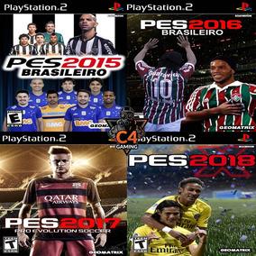 2b62b59e4 Jogo De Futebol De Quadra Ps2 no Mercado Livre Brasil