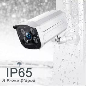 Camera Ip Wifi Externa Segurança Wireless Visao Noturna