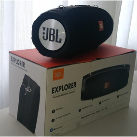Caixa De Som Jbl Xtreme Explorer Grande 50w 2018