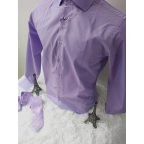 Kit 3 Camisas Camiseta Social Masculina Slim Frete Grátis