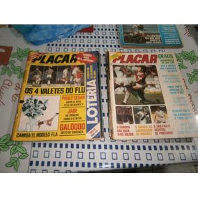 Placar Anos 70 - 12 Revistas Frete Gratis