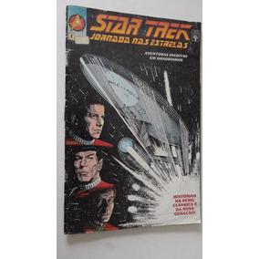 Star Trek Jornada Nas Estrelas Nº 1 Ed. Abril