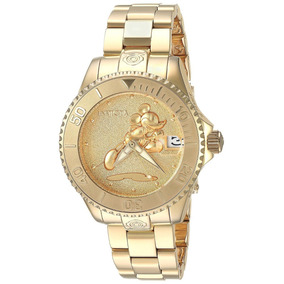 1204d9ec90ab Relojes Dorados Grandes Baratos - Reloj para Hombre en Mercado Libre ...