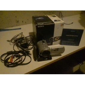 Camara Filmadora Handycam Sony Dcr-sr42