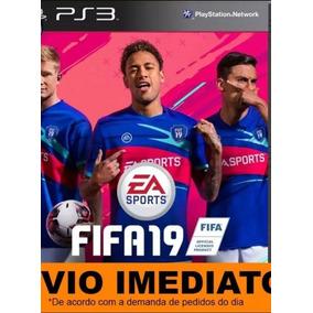 Jogo Fifa 2019 Digital Ps3 Portugues Psn Envio Imediato