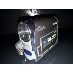 Câmera Filmadora Sony Handcam 25x Dch-hc48 Parece Novaaaaaaa