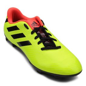 304261779f7fd Chuteira Adidas F5 Roxa Laranja E Amarela Colorida - Chuteiras ...